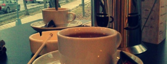 Espresso is one of Ali 님이 저장한 장소.