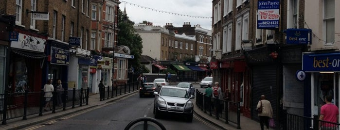 Blackheath is one of London's Neighbourhoods & Boroughs.