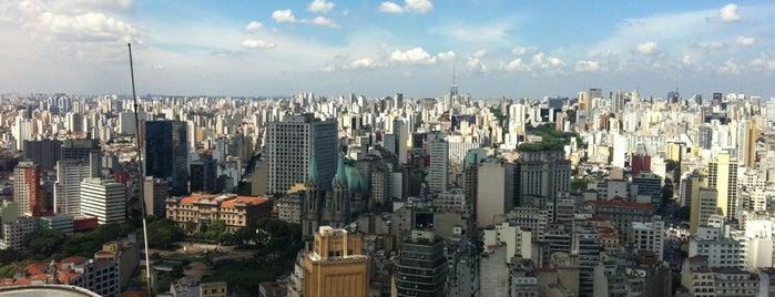 Edifício Altino Arantes (Banespa) is one of Sao Paulo.