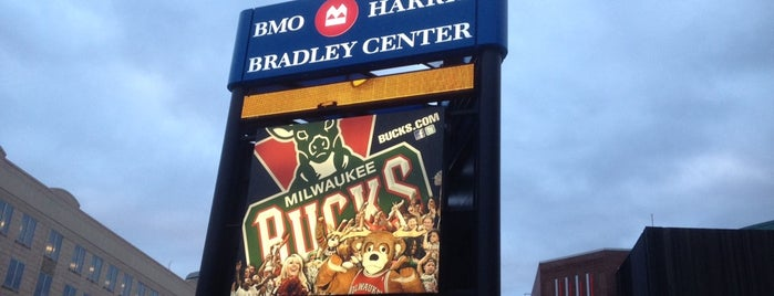 BMO Harris Bradley Center is one of Events To Visit....