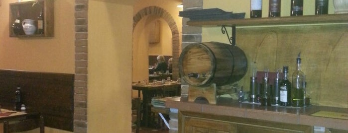 Pizzeria Ristorante Uffizi is one of Faruk: сохраненные места.