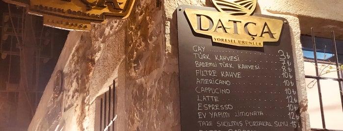 Özlü Datça is one of Datça.
