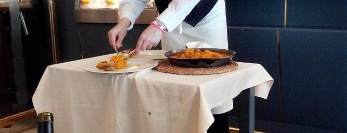 Restaurante La Playa is one of Posti che sono piaciuti a Julio.