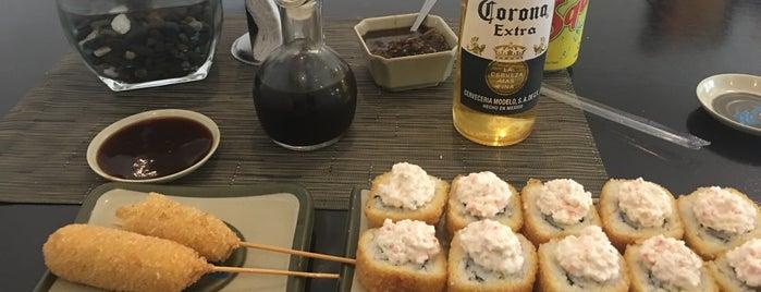 Sushi Otori is one of Lugares favoritos de Edith.