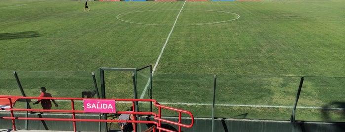 Estadio Santa Laura - Universidad SEK is one of (EZE+).