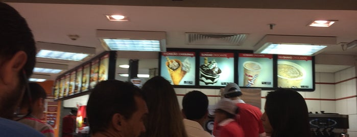 Bob's Shakes is one of Goiânia Shopping.