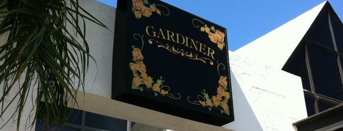 Gardiner is one of #BsAsFoodie (Dinner & Lunch).