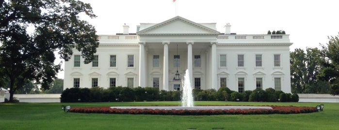 Белый Дом is one of Washington Post WaPro.