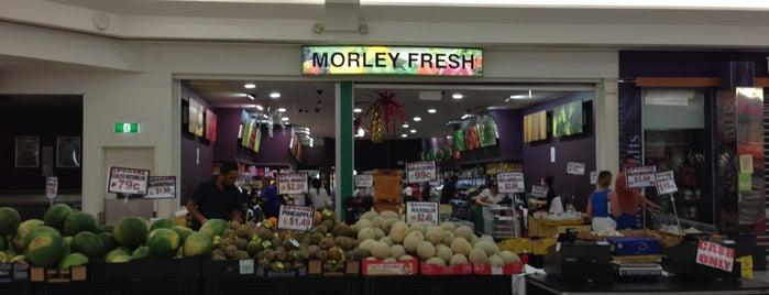 Morley Fresh is one of Posti che sono piaciuti a Otavio.