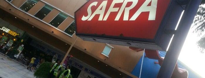 SAFRA Mount Faber is one of Serene 님이 좋아한 장소.