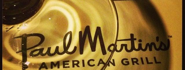 Paul Martin's American Grill is one of Lugares favoritos de Nana.