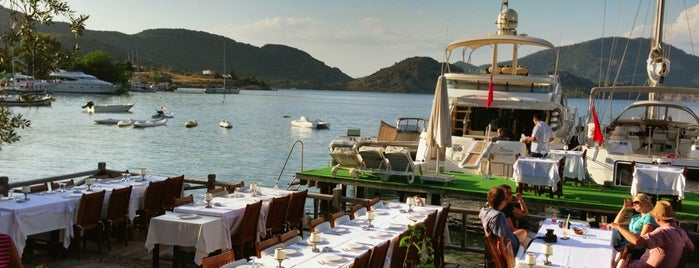 Sardunya Restaurant is one of Selimiye, Mugla.
