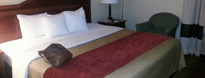 Comfort Inn is one of JODY & MY PLACES IN MD REISTERSTOWN, OWINGS MILLS,.