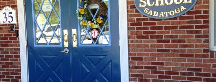 Newmeadow Saratoga School is one of Posti che sono piaciuti a Nicholas.