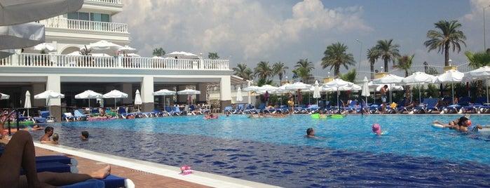 Dream World Resort & Spa is one of Orte, die TC Erdal gefallen.