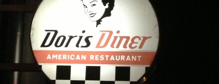 Doris Diner is one of Lieux sauvegardés par Giorgio.