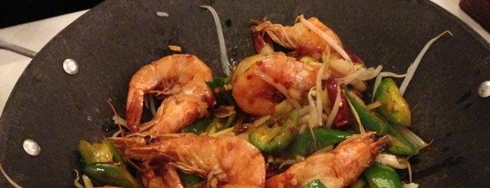 Wang Jiao is one of To Eat (Asian).
