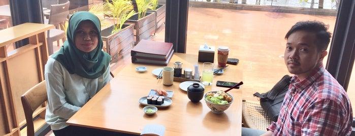 Nama Sushi by Sushi Masa is one of Jkt resto.