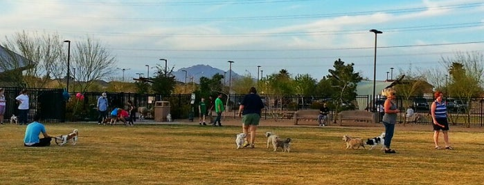 Bark Park is one of Dog Parks.