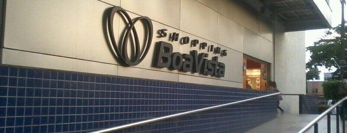 Shopping Boa Vista is one of Meus favoritos em Recife..