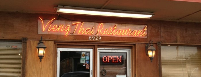 Vieng Thai is one of Restaurants to Try.