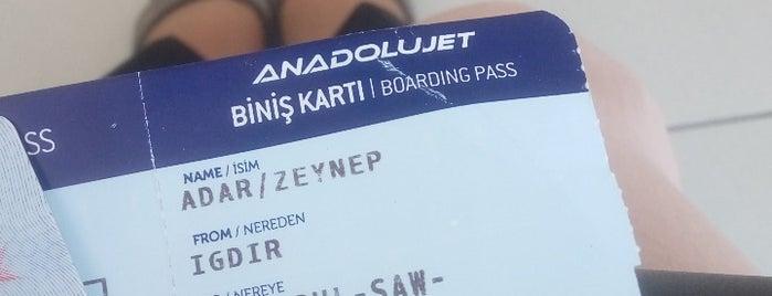 Iğdır İç Hatlar Terminali is one of Guven'in Beğendiği Mekanlar.