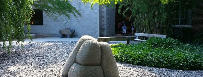 The Noguchi Museum is one of Weeves & Jooster.