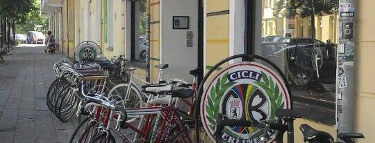 Cicli Berlinetta is one of Berlin.