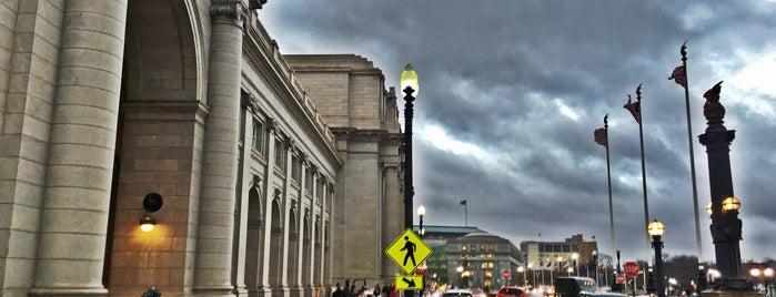 National Postal Museum is one of Washington, DC Wish List.