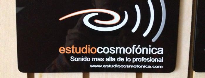 Cosmofónica is one of Mauricio 님이 좋아한 장소.