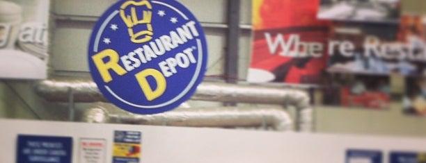 Restaurant Depot is one of Tempat yang Disukai Kerry.