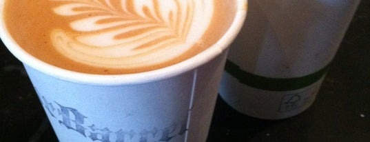 Four Barrel Coffee is one of 25 Top Coffee Shops in SF.
