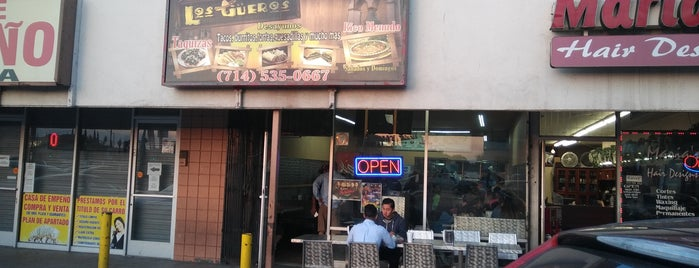 taqueria los gueros is one of LA To-Do.