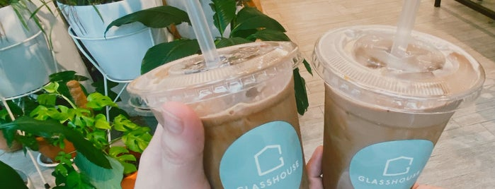 The Glasshouse - Specialty Coffee & Toast Bar is one of Best Expresso In Singapore #coffee.