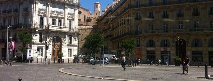 Place de la Joliette is one of Posti che sono piaciuti a Amit.