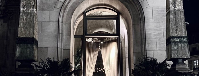 Coco is one of PARIS.