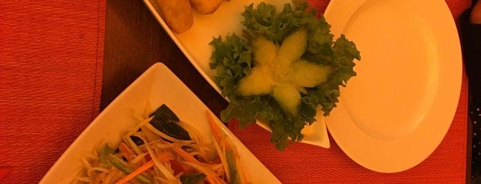 Somtam Thai Restaurant is one of Berlin Restaurants.