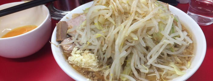 Ramen Jiro is one of Japan Point of interest.