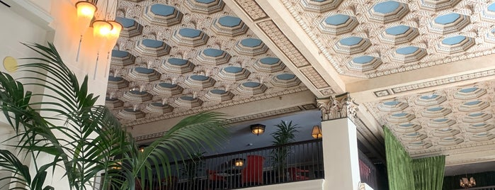 The NoMad Hotel Los Angeles is one of LA to do.