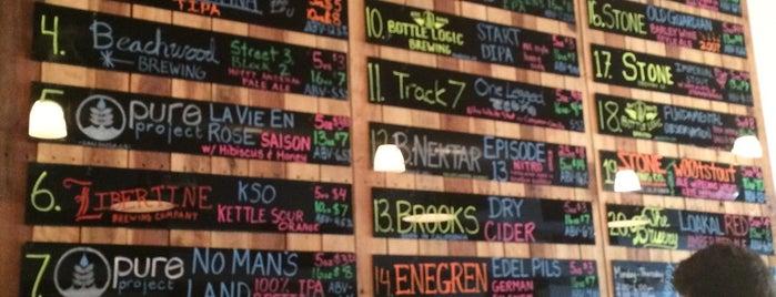 Bottle & Pint is one of Ventura County craft beer spots.