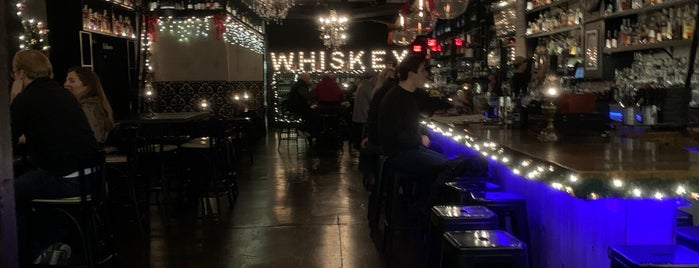 The Whiskey House is one of San Diego.