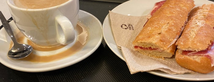 365.cafe is one of BCN eat&drink.