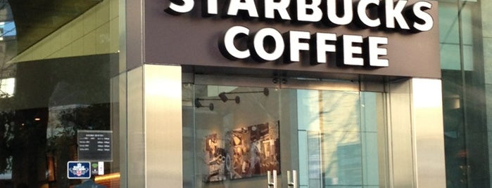 Starbucks is one of closed.