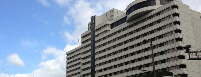 Hotel New Otani Hakata is one of Japan.