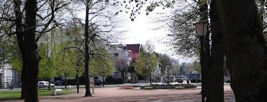 Kurpark is one of Schöne Orte.