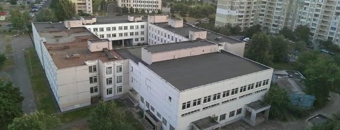 Школа №296 is one of Иришка : понравившиеся места.