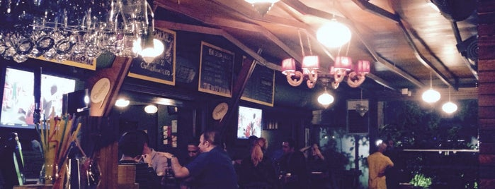 The Harp Irish Pub is one of İstanbul.