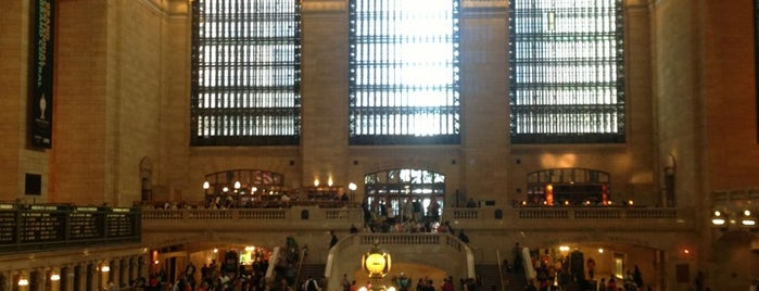Grand Central Terminal is one of US - Must Visit ( East Coast).