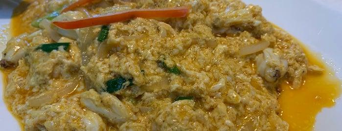 สนั่นอาหารทะเล is one of 03_ตามรอย.