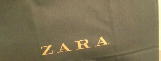 Zara is one of Priscila 님이 좋아한 장소.